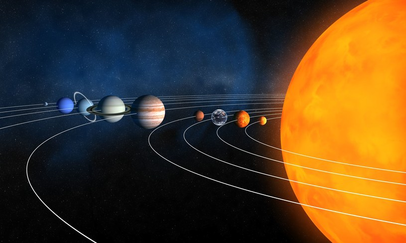 Układ Słoneczny /123RF/PICSEL