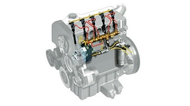 Układ wtryskowy diesla /Motor