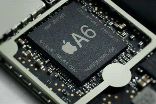 Układy Apple A6 ostatecznie od Samsunga? /tabletowo.pl