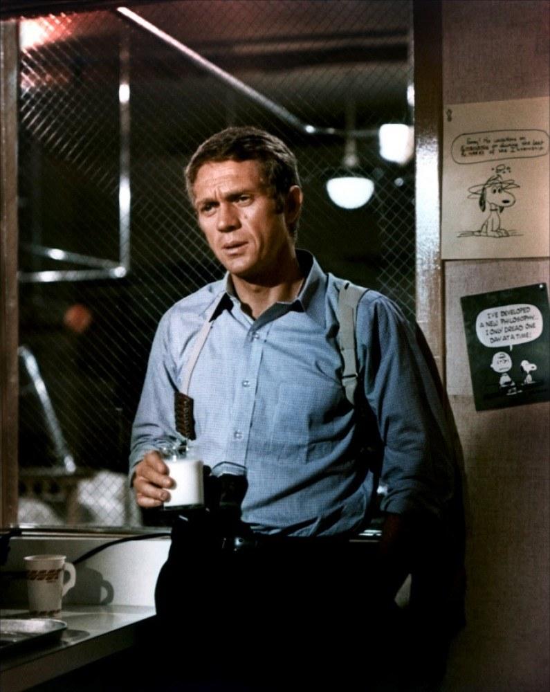 """Ukoronowaniem jego aktorskiej kariery była tytułowa rola w filmie """"Bullitt"""" /materiały prasowe"""