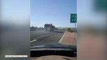Ukradł wóz strażacki i uciekał przed policją