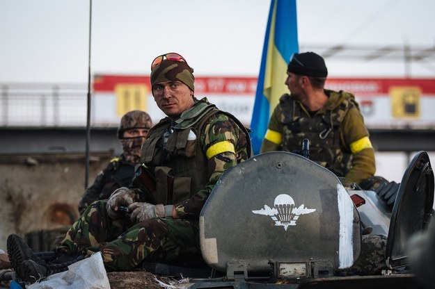Ukraina: 100 separatystów zginęło w obwodzie ługańskim