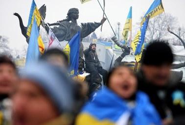Ukraina: Dialog z władzami? Opozycja stawia warunki