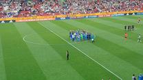 Ukraina fetuje zdobycia mistrzostwa świata w Łodzi. Wideo