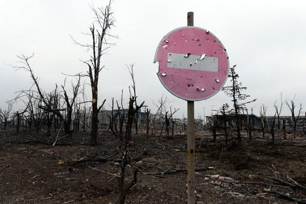 Ukraina: Jawne naruszenie międzynarodowego prawa humanitarnego i praw człowieka fot. Vasily Maximov /AFP