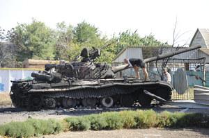 Ukraina: Jedenastu żołnierzy zginęło po ogłoszeniu zawieszenia broni