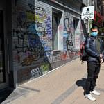 Ukraina: Klient nie chciał założyć maseczki. Został postrzelony w twarz