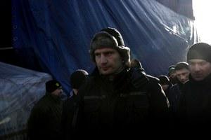 Ukraina: Mieszane reakcje Majdanu na liderów opozycji
