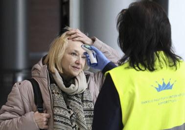 Ukraina: Mieszkańcy domagali się wywiezienia żony zarażonego koronawirusem