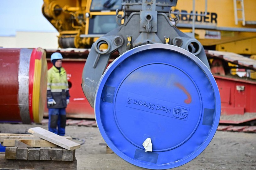 Ukraina myśli o rekompensacie za uruchomienie Nord Stream 2 /AFP