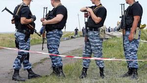 Ukraina: Negocjacje ws. wywiezienia ciał ofiar katastrofy samolotu