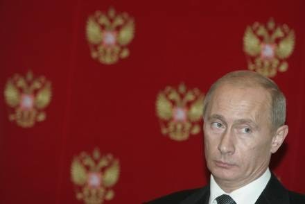 """Ukraina nie jest państwem, George"" /AFP"