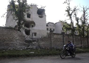 Ukraina: Ostrzelany transporter, zginęło 7 wojskowych
