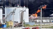Ukraina: Podpalono magazyny z bronią. Sabotaż?