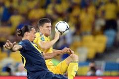 Ukraina pokonała Szwecję w Kijowie