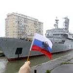 "Ukraina ""przehandlowana"" za Mistrale?"