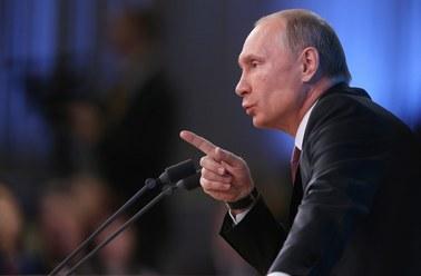 Ukraina: Putin rozmawiał z Merkel. Zgodził się na misję OBWE