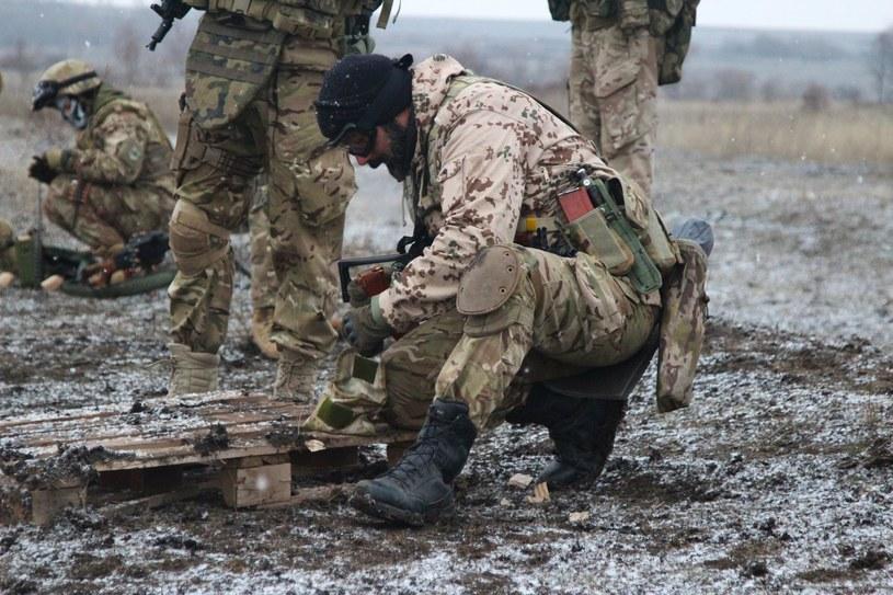 Ukraina, rejon Doniecka /Husev Oleksandr/Ukrafoto /East News