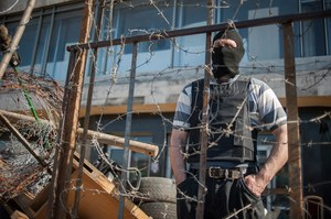 Ukraina: Rosjanin odpowiada za porwanie misji OBWE