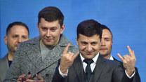 Ukraina: Spięcie nowego prezydenta z parlamentem