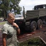 Ukraina: Strzelanina w pobliżu siedziby SBU w Doniecku