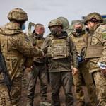 Ukraina: Szef sztabu generalnego przekonuje, że Rosja próbuje dyskredytować Kijów i budzić panikę