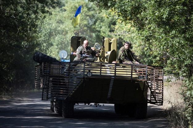 Ukraina: Ujawniono tekst porozumienia o zawieszeniu broni