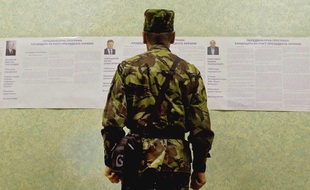 Ukraina: Większość lokali wyborczych otwarto, problemy na wschodzie