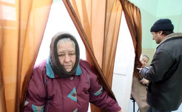 Ukraina wybiera prezydenta