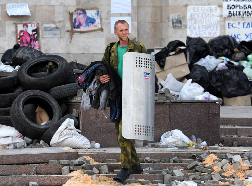 Ukraina/ zdjęcie ilustracyjne /AFP