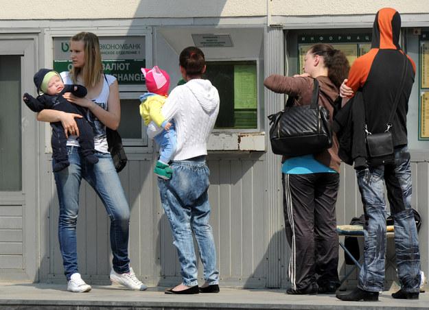 Ukraińców zastąpią Białorusini i Mołdawianie /AFP