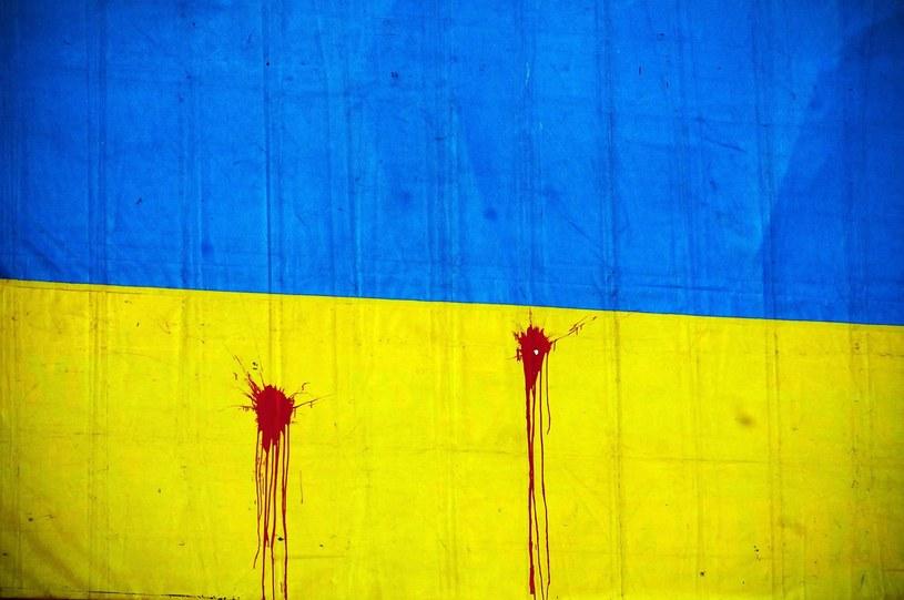 Ukraińcy. Etnos czy naród? /Jonathan Alpeyrie /East News