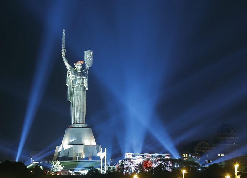 Ukraińcy świętują zakończenie drugiej wojny światowej /AFP