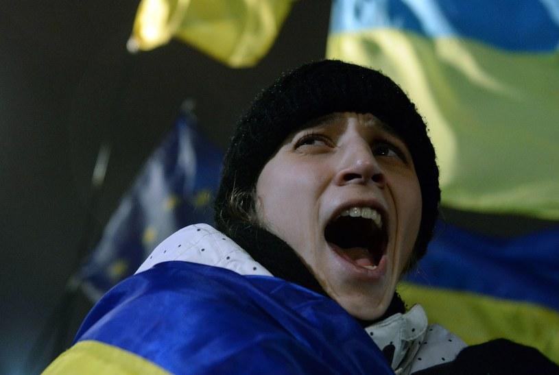 Ukraińcy zaczną szturmować banki? /AFP