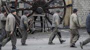 Ukraińscy górnicy zablokowali drogę do przejścia granicznego w Hrebennem