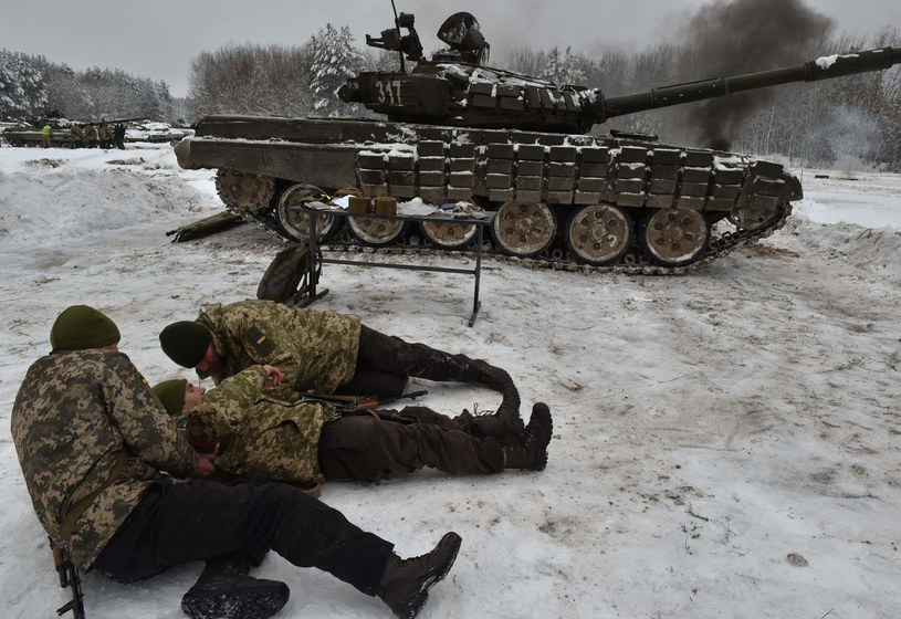 Ukraińska armia /AFP