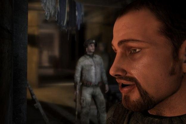 """Ukraińska gra """"Metro 2033"""" wygląda dzięki DirectX 11 oraz GTX 480 fenomenalnie /materiały prasowe"""