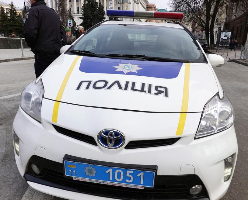 Ukraińska policja, zdjęcie ilustracyjne /Wojtek Laski /East News