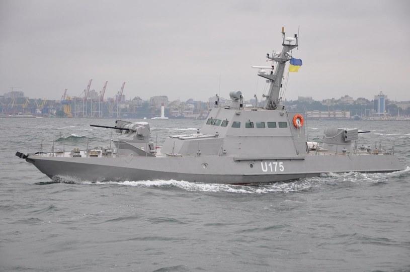 Ukraińska Straż Graniczna posiada m.in. bardzo nowoczesne okręty patrolowe krajowej produkcji Gurza-M /CC BY-SA 4.0 /domena publiczna
