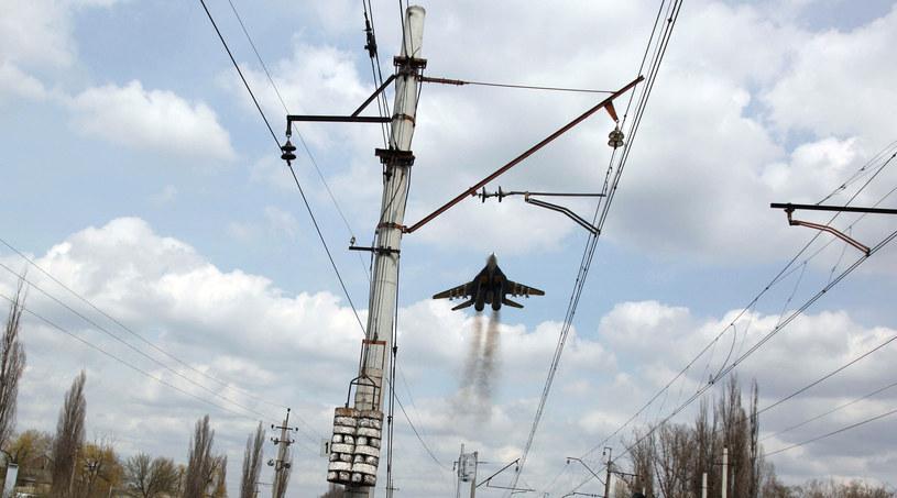 Ukraiński MIG 295 (zdjęcie ilustracyjne) /AFP