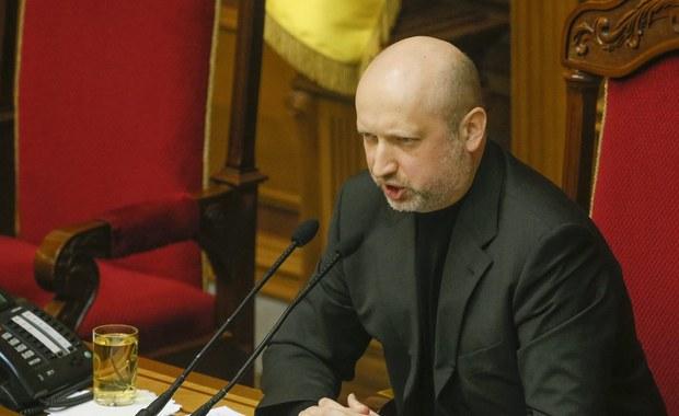 Ukraiński prezydent odwołał wyjazd po zamieszkach