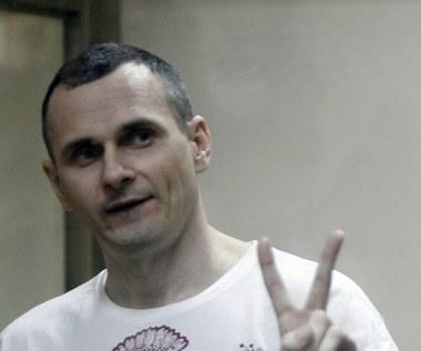 Ukraiński reżyser Ołeh Sencow ogłosił w więzieniu głodówkę