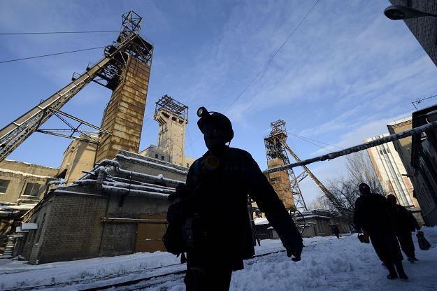 Ukrainskie górnictwo w rekach oligarchów /Gazeta Bankowa