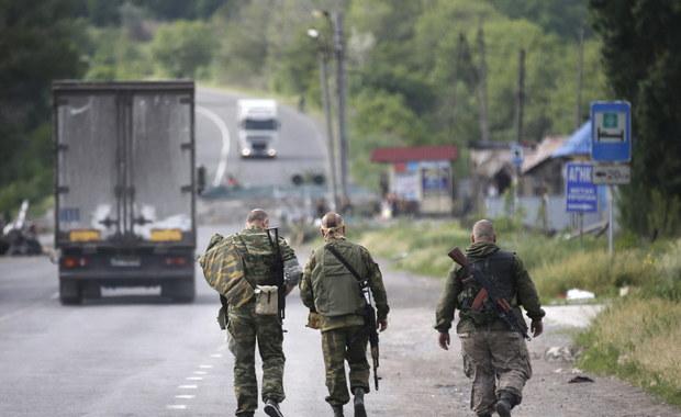Ukraińskie MSW: 17 tys. milicjantów w Donbasie zdradziło