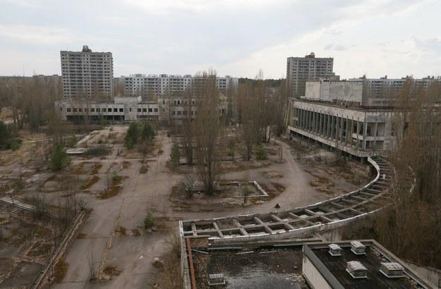 Ukraińskie służby skonfiskowały partię wódki Atomik, wyprodukowanej z surowców spod Czarnobyla /SERGEY DOLZHENKO /PAP/EPA