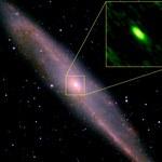 Ukryte miejsce formowania gwiazd