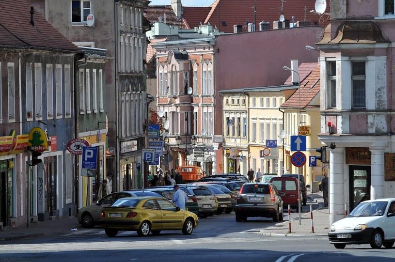Ul. Kupiecka w Zielonej Górze /Tomasz Gawalkiewicz /Reporter