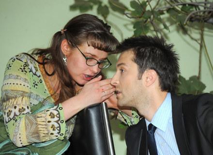 Ula i Marek będą dzielić wiele wspólnych sekretów / fot. Andras Szilagyi /MWMedia