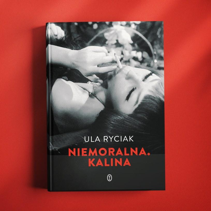 "Ula Ryciak, ""Niemoralna Kalina"" /materiały prasowe"
