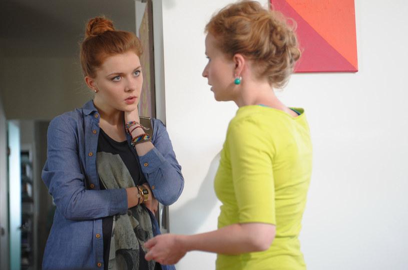 Ula złoży wizytę Ewie i poprosi ją, by nie spotykała się więcej z Markiem. /Agencja W. Impact